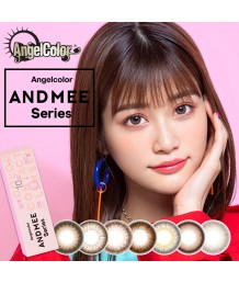 AngelColor ANDMEE Series 1DAY 10片裝