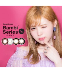 AngelColor Bambi Series 1DAY 30片裝