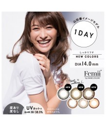 Femii by Angelcolor 1DAY 10片裝