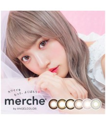 merche by Angelcolor 1DAY 10片裝