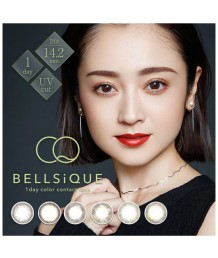 BELLSiQUE 1 day color contact 10片裝