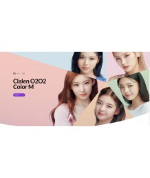 Clalen O2O2 Color M