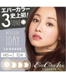 EverColor 1day LUQUAGE 10片裝