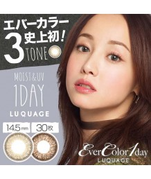 EverColor 1day LUQUAGE 30片裝