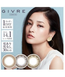 GIVRE TOKYO 1 day color 10片裝
