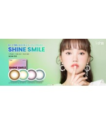 i-sha Shine Smile (年拋)