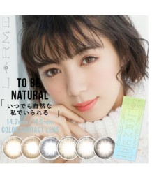 LARME NATURAL Moisture UV 1 day color 10片裝 (Promo buy 2 get 1 free)