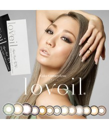 Loveil 1DAY Aqua Rich 10片裝