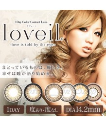 Loveil 1DAY 30片裝