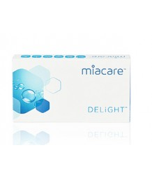 miacare DELiGHT Silicone Hydrogel Monthly 月戴