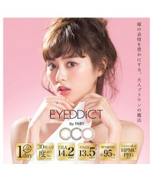 EYEDDiCT 1day colorcon 38% 30片裝