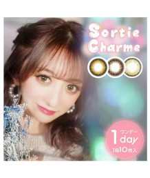 Sortie Charme 1day colorcon 10片裝